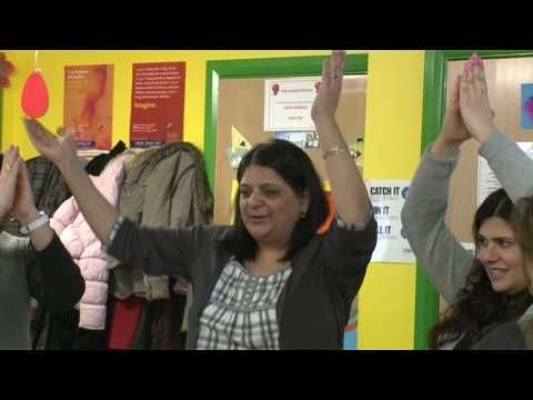Top talking tips for early years practitioners - YouTube