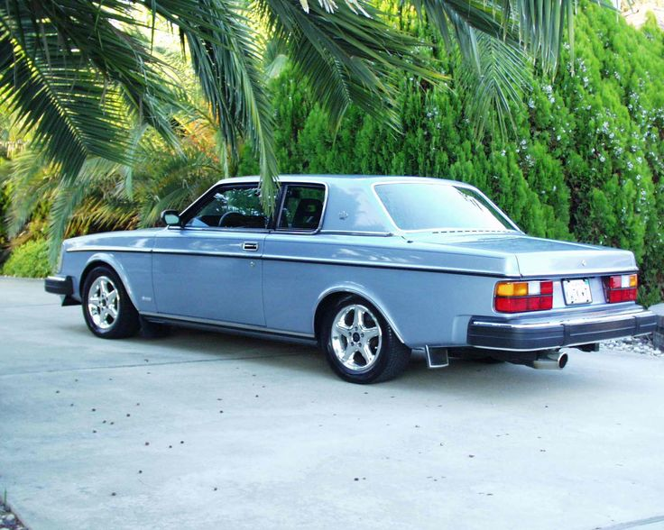 1980 Volvo Bertone Coupe, i have one that needs to be restored!