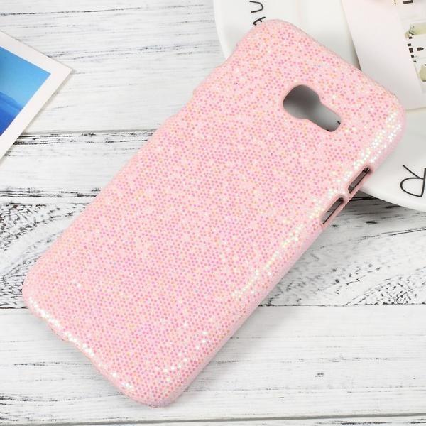 coque samsung a5 2017 rose paillette | Samsung, Samsung cases ...