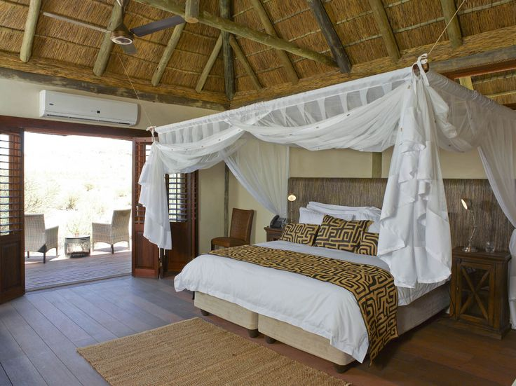 The amazing rooms you will be staying in