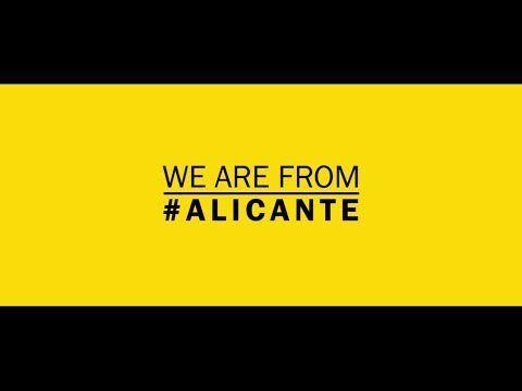 Pharrell Williams - Happy (We are from Alicante)