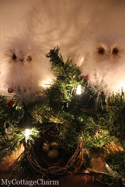 153 best Owl Christmas decoration images on Pinterest  Christmas