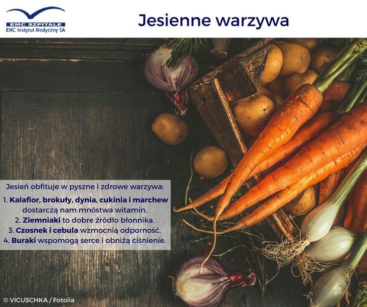 Jesienne warzywa #zdrowie #emc #emcszpitale