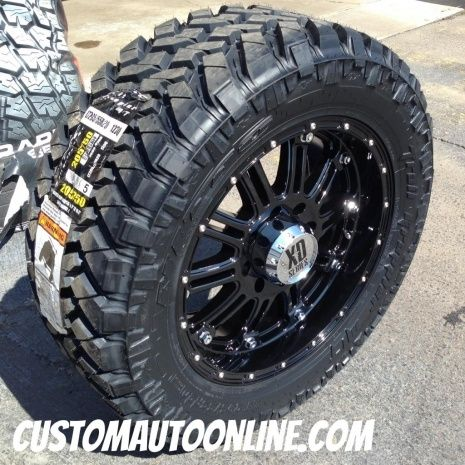 Xd Wheel And Tire Package