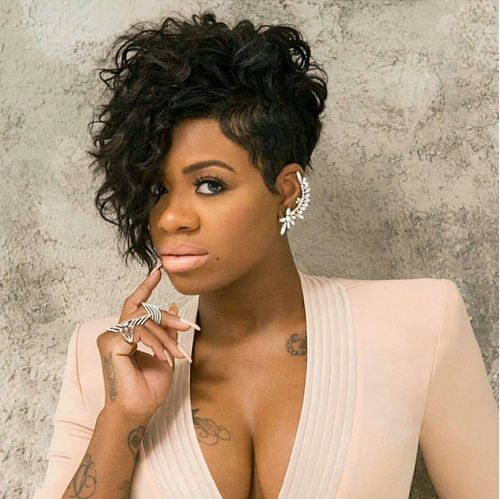The pixie hairstyles for black women 12