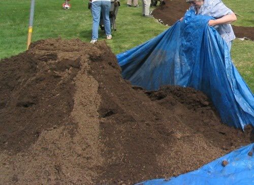 Save Money Buying Soil And Compost In Bulk. Garden SoilVegetable ...