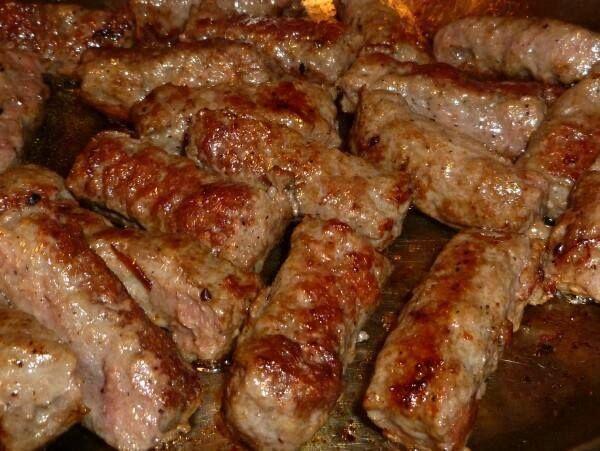 Domaći Kuhar - Deserti i Slana jela: RECEPT ZA NAJBOLJE DOMAĆE ĆEVAPE KAO IZ MESNICE AK...