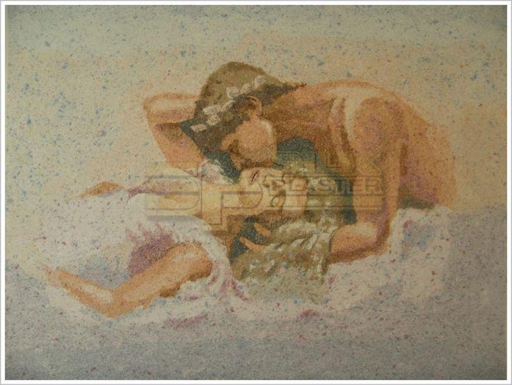 Купил #жидкие_обои #Silk_Plaster на всю свою однушку, и сам #нанес на все #стены. Кстати, #обои смотрятся отлично даже без рисунка и идеально #скрывают_неровности, которые обнаружились после снятия бумажных обоев. На главную стену мне захотелось сделать из #жидких обоев романтическое #панно. Что называется: «ну вдохновило!».  https://www.plasters.ru/info/design-ideas/