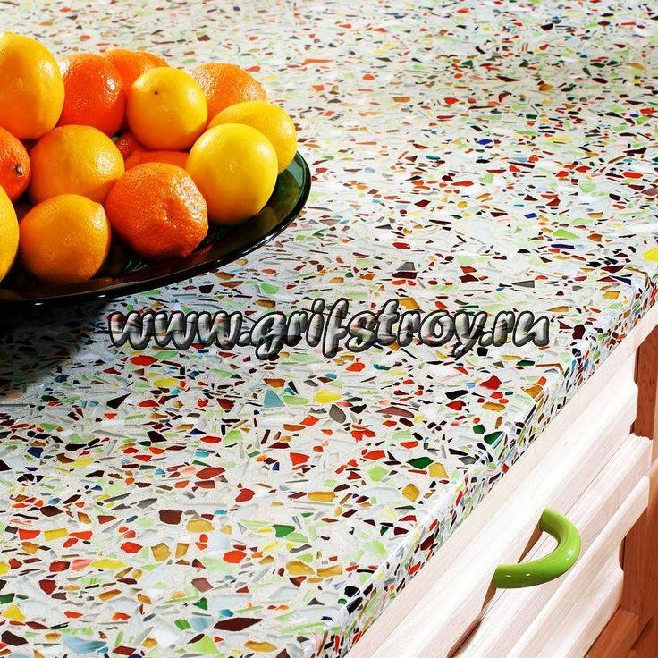 #столешница #кухня #мебельдлядома #мебельдлякухни #стекло #столешницастекло #столешницаизкамня #битоестекло #интерьер #дизайн #дизайнкухни #glass #tabletop #kitchen #furniture #furnituredesign #limon #orange  #tabletop #table #стол #лимон #апельсин #апельсины #яркий #стекло by grifstroy
