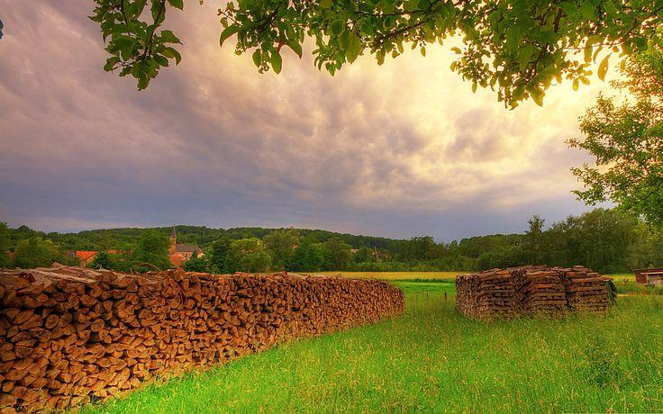 Description: meadow summerBeautiful natural scenery wallpaper Current