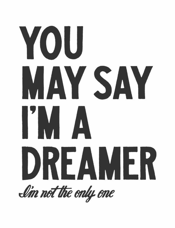 You May Say That I'm A Dreamer Flowy Raglan. #Sevenly + Mercy Ships #ShopForACause #GiveBack ❤️