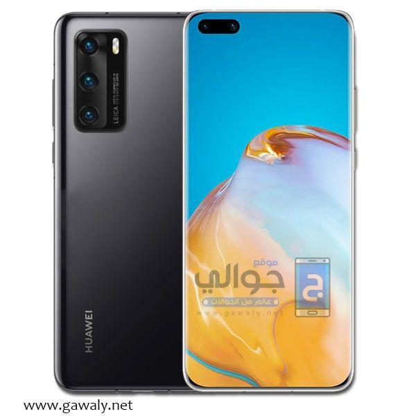 سعر ومواصفات ومميزات وعيوب موبايل هواوي الجديد Huawei P40 Pro الجديد Phone Electronic Products Huawei