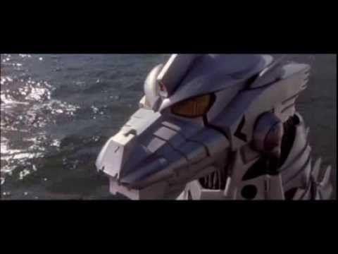 Godzilla vs Kiryu MV Bad to the Bone by George Thorogood - YouTube