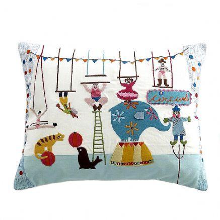 Circus cushion - 40% off
