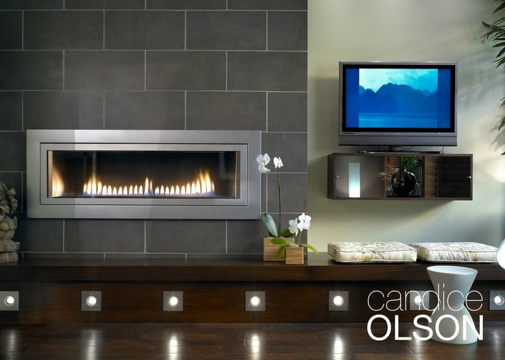 Slate Tile For Fireplace Surround