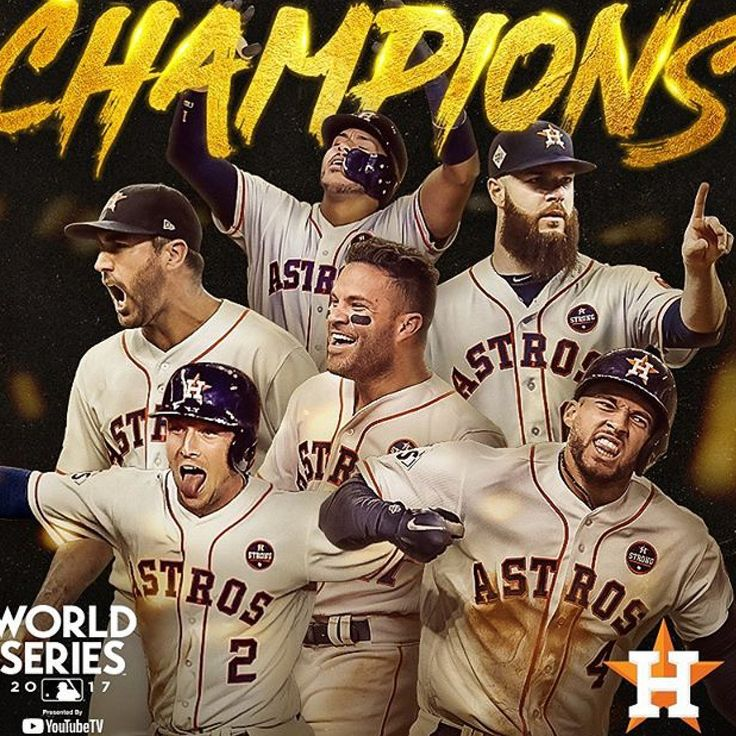 Congratulations to the Houston Astros on winning the World Series for the first time in franchise history. Also congrats to George Springer on winning World Series MVP after his amazing 5 home run series. Also congratulations to the LA Dodgers on making it this far. #mlb #giants #pirates #cubs #nationals #mets #braves #baseball #beisbol #yankees #royals #tigers #orioles #bluejays #redsox #dodgers #rangers #astros #athletics #worldseries #reds #whitesox #twins #mariners #angels #marlins…