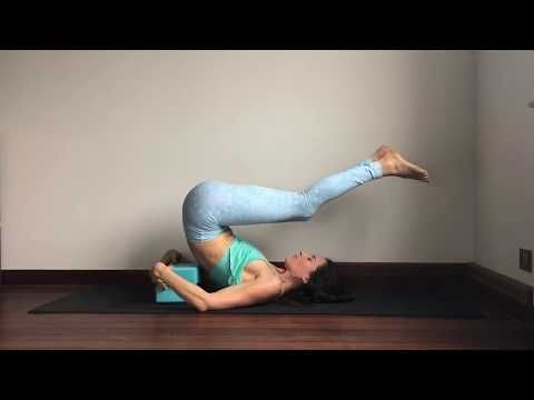 2 yin yoga for throat or vishuddha chakra  full