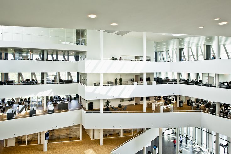 Gallery of Viborg Town Hall / Henning Larsen Architects  - 18