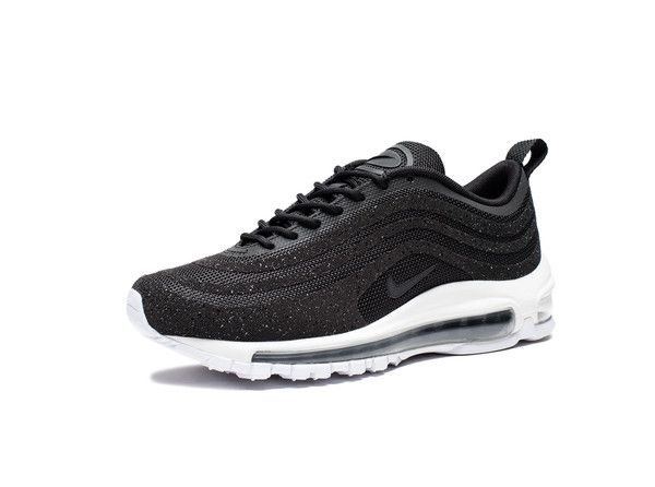 NIKE WOMEN'S AIR MAX 97 LX - BLACK/WHITE | Undefeated