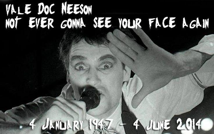 Doc Neeson, The Angels.