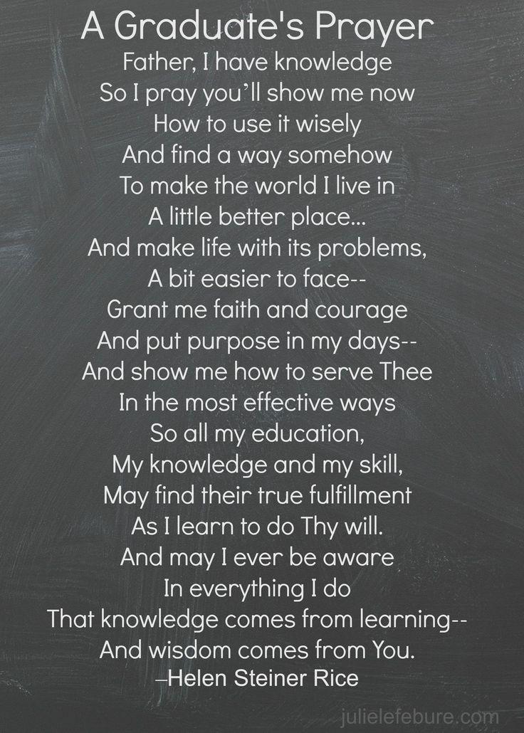 Quotes For High School Graduations: Rachel's Open House