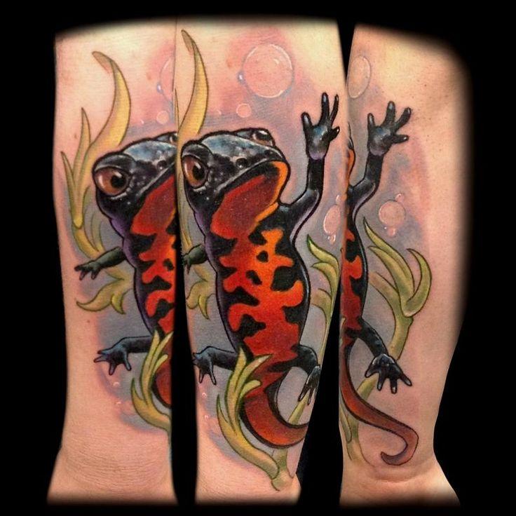 Tattoo Flash Chameleon Lizard: 28 Best Cartoon Lizard Tattoo Images On Pinterest