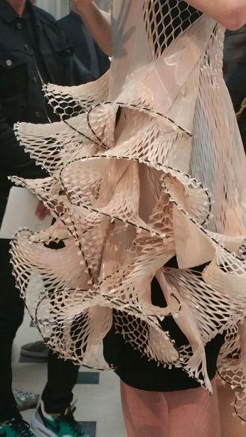 Iris Van Herpen Haute Couture Fall 2016