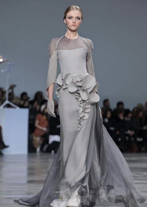 108 best zac posen stephane rolland images on pinterest for High fashion couture