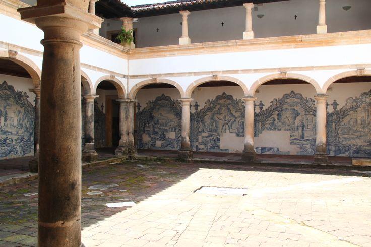 Interior Mosteiro de São Francisco.