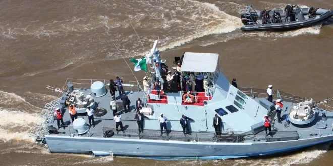 Nigerian Navy Nabs Notorious Recruitment Fraudster