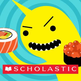 Meet Sushi Monster! Scholastic's new game to practice, reinforce, and extend math fact fluency is completely engaging and appropriately challenging.   Strengthen reasoning strategies for whole number addition and multiplication by helping monsters make a target sum or product. Earn points with each correct answer… but watch out for distractions! To be successful, plan ahead and strategically select numbers from the sushi counter.