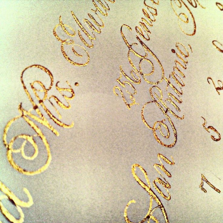 Best calligraphy images on pinterest wedding