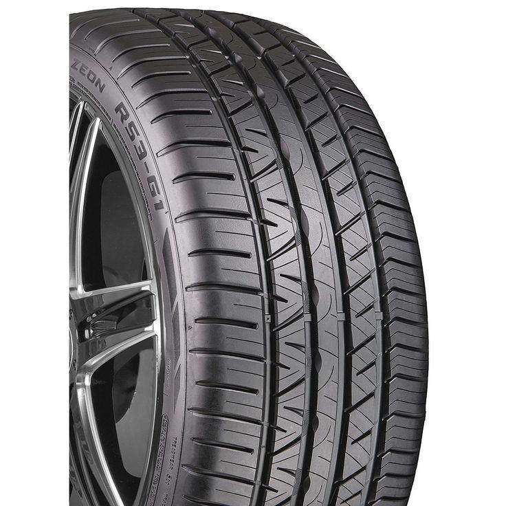 Cooper Zeon RS3-G1 All Season Performance Tire - 245/40R17 91W