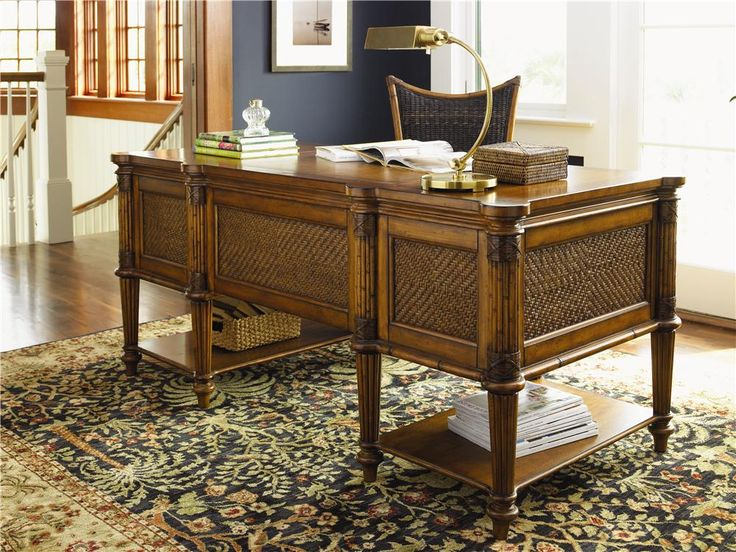 Enhance Your Home Office With The Fraser Island Desk. The Left Side Facing  Features One