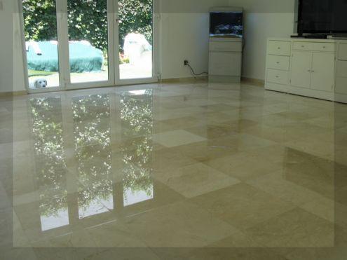 Levigatura e lucidatura di pavimenti in marmo e granito - Foto 3 - artigiani - ristrutturazioni Milano