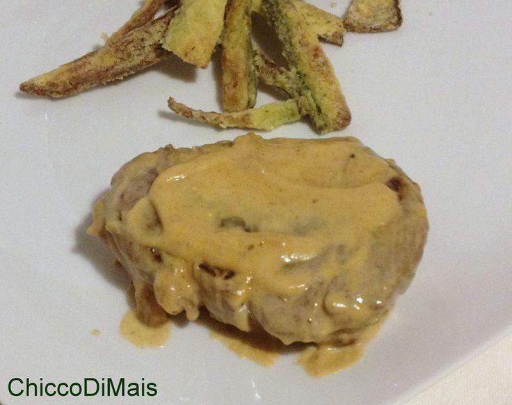 Filetto alla senape ricetta veloce il chicco di mais http://blog.giallozafferano.it/ilchiccodimais/filetto-alla-senape-ricetta-veloce/