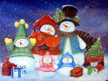 """jamie carter snowman 