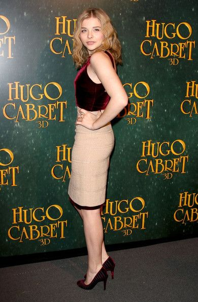 15 best chloe moretz hugo 2 premiere images on pinterest