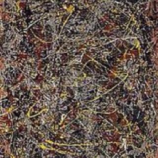 Number 5, Jackson Pollock.  Art Experience NYC  www.artexperiencenyc.com/social_login/?utm_source=pinterest_medium=pins_content=pinterest_pins_campaign=pinterest_initial
