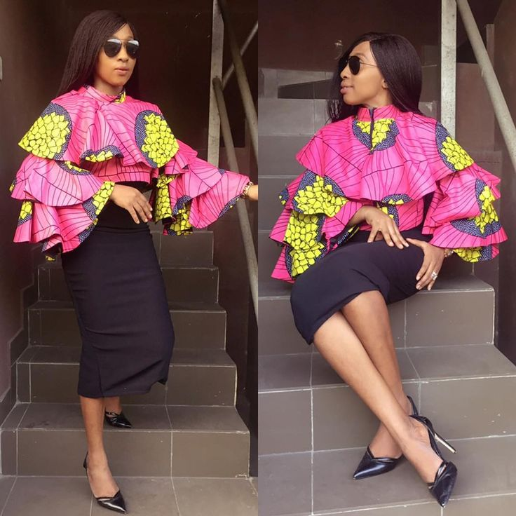 """193 Likes, 1 Comments - Bibi Q (@bibisquintessence) on Instagram: """"December collections is all about extravagant sleeves,statement peplum and standout colorful…"""""""