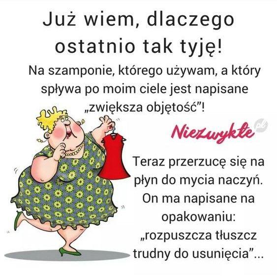 Pin By Irena Ciborowska On Smiechu Warte With Images Smieszne Cytaty Zabawne Powiedzonka Pozytywne Cytaty