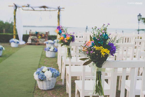 Casando Sem Grana - Decoração DIY