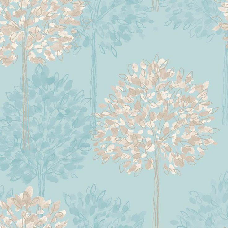 Best Bedroom Images On Pinterest Beach Beach Apartment Decor - Duck egg blue bedroom wallpaper