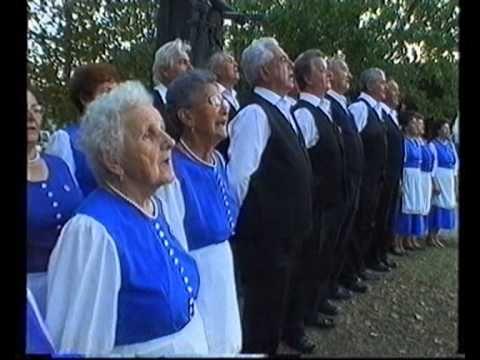 Abasári Kórus - Szél viszi messze fellegeket (Aba Sámuel szobornál) 2009...