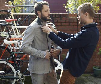 Mode voor op de fiets (voor hem en voor haar)