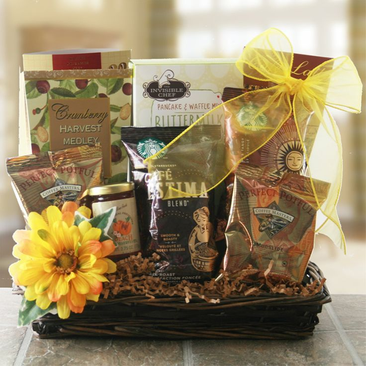 Hearty Breakfast Gift Basket - 777131