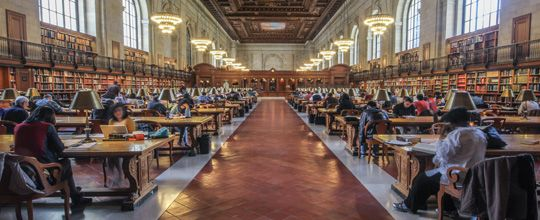 #TeachNYPL Supporting Researchers at NYPL: Today, Tomorrow & Beyond | The New York Public Library