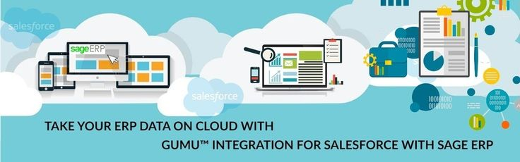Salesforce Integration with Sage ERP (Sage X3 / Sage 100 / Sage 300) delivers seamless, real-time, bi-directional integration that plays a pivotal role in unlocking the potential of your enterprise data to make smarter and faster business decisions.