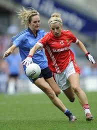 Valerie Mulcahy, 9 times All Ireland Winner, Cork Gaelic Football player