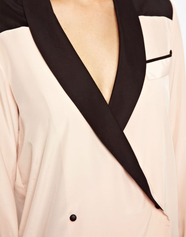 cuello esmoquin mujer - Buscar con Google